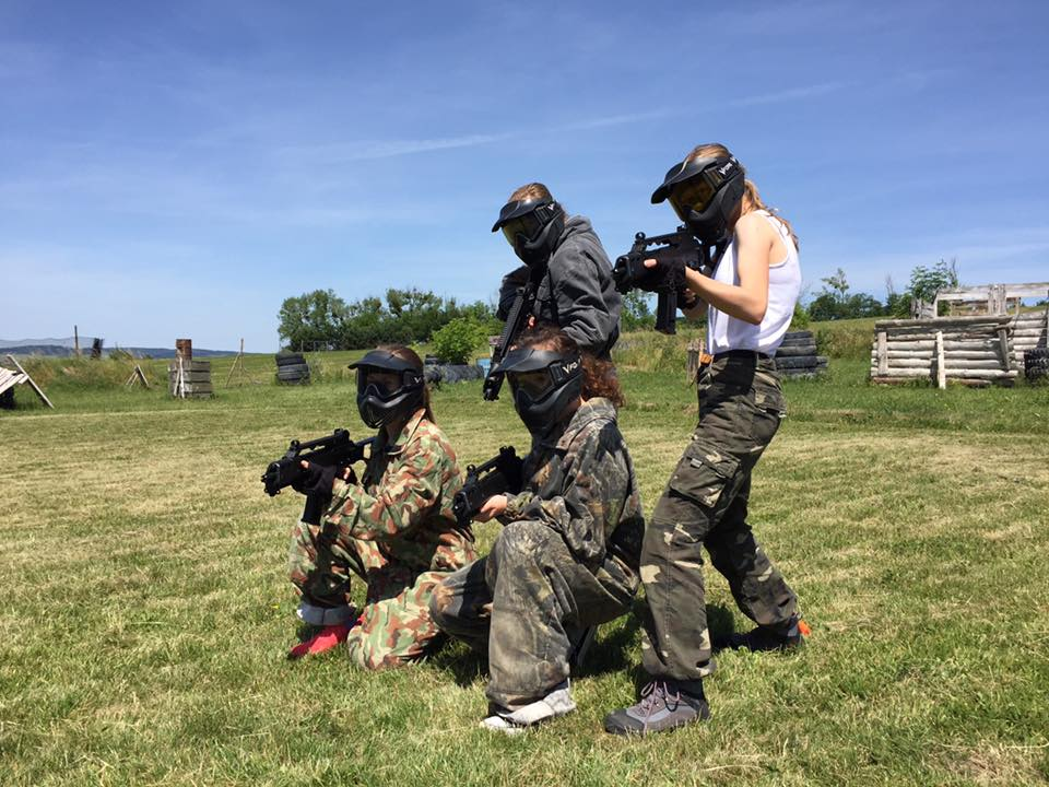 Airsoft City Game