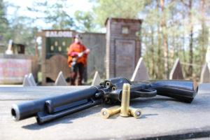 Westernová střelnice