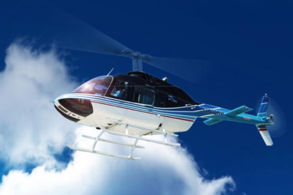 Paintball City Vrtulník